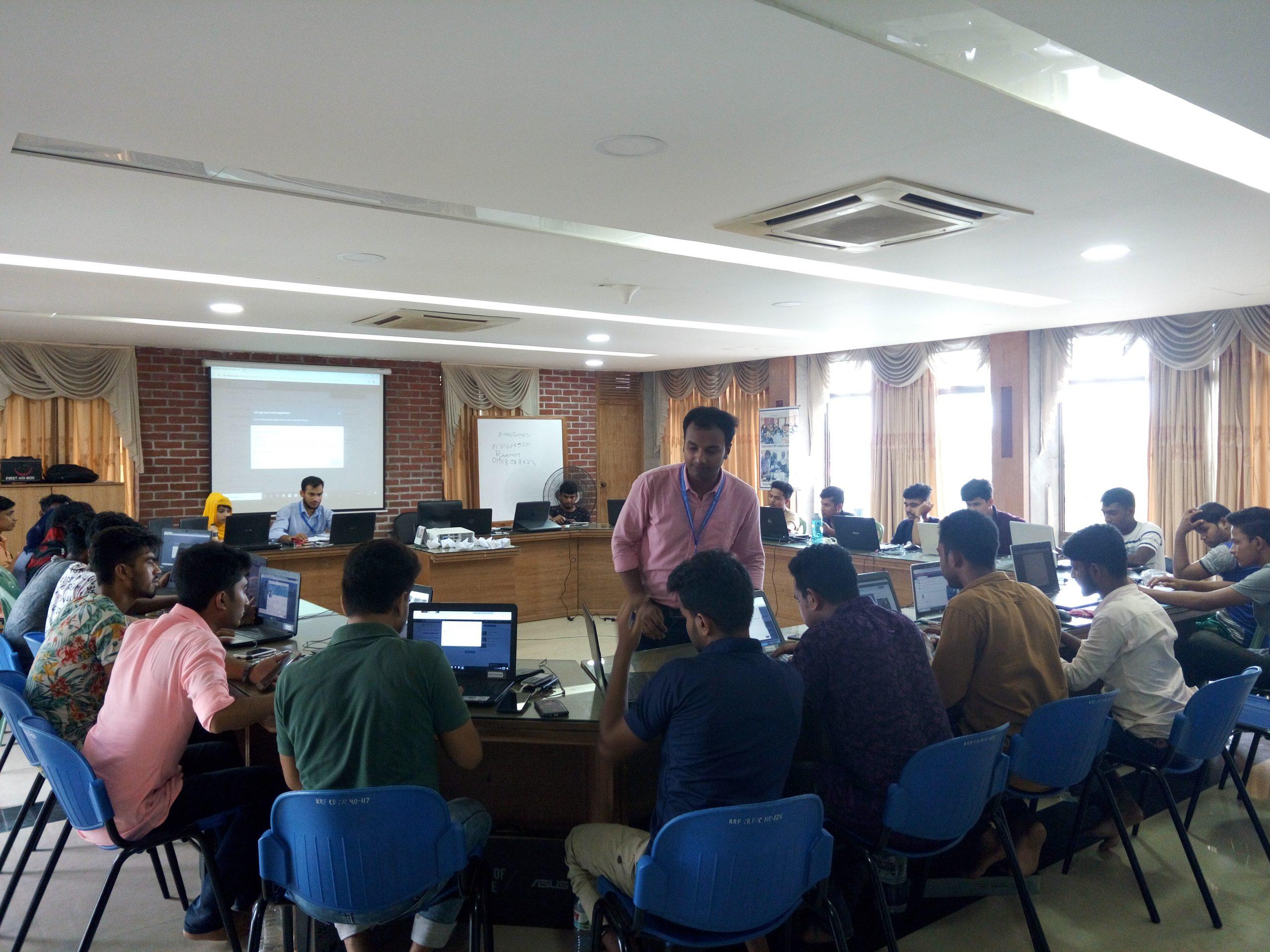 Freelancing Training In Bangladesh
